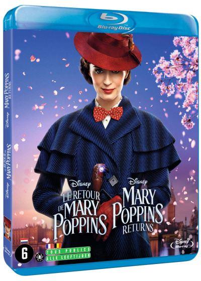 Le Retour de Mary Poppins [Disney - 2018] - Page 18 Le-retour-de-Mary-Poppins-Blu-ray