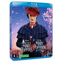 Le retour de Mary Poppins Blu-ray