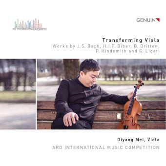 Transforming Viola Œuvres et transcriptions pour alto