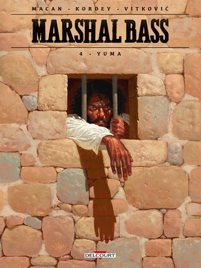 Marshal Bass T04 - Yuma - 9782413018759 - 9,99 €