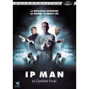 Ip ManIp Man Le combat final DVD