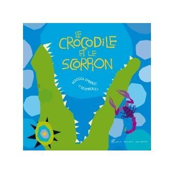 Le Crocodile et le scorpion