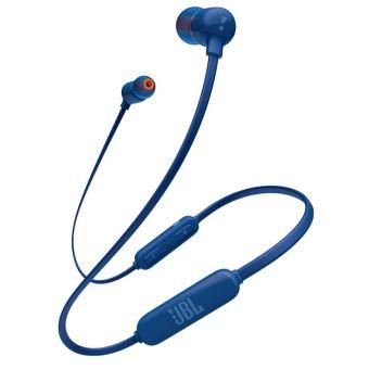 Ecouteurs JBL T110 Bluetooth Bleus