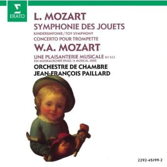Symphonie des jouets - Concerto pour trompette en ré majeur - Plaisanterie musicale