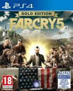Far Cry 5 Edition Gold PS4