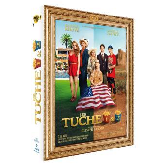 Les TuchesLes Tuche Coffret 2 films DVD