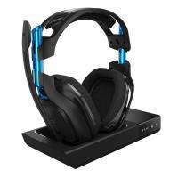 Casque Gaming Astro A50 Sans fil + Base Station pour PS4