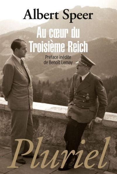 Au coeur du Troisième Reich - 9782818500316 - 8,99 €
