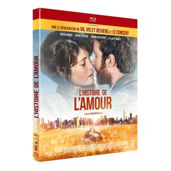 L'Histoire de l'amour Blu-ray