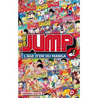 Jump L Age D Or Du Manga