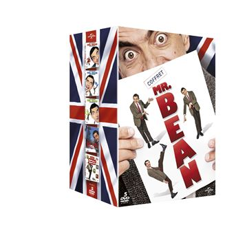 Mr BeanCoffret Mr. Bean DVD
