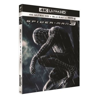 Spider-ManSpider-Man 3 Blu-ray 4K Ultra HD