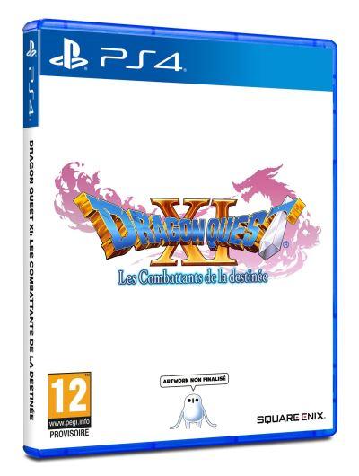Dragon Quest XI - Edition de la Lumière PS4