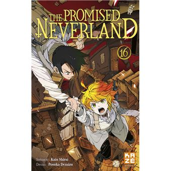 The Promised Neverland - Tome 16 - The Promised Neverland - Posuka Demizu, Kaiu Shirai - broché - Achat Livre ou ebook | fnac