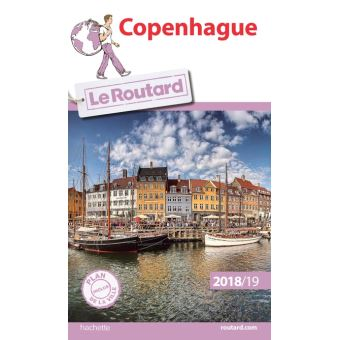 Guide du Routard Copenhague 2018-19