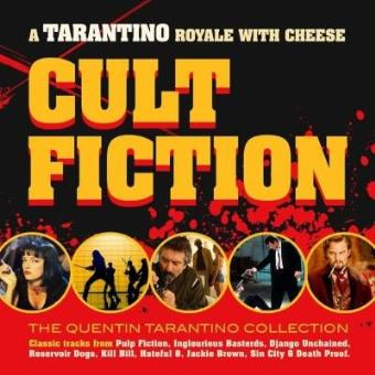 CULT FICTION-THE TARANTINO COLLECTION/LP