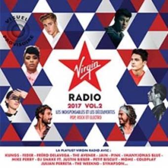 Virgin radio 2017 vol 2/3 cd/multipack