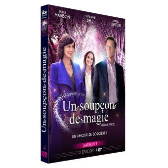 Un soupçon de magieUn soupçon de magie Saison 3 DVD