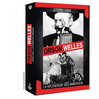 Coffret Orson Welles 2 films DVD