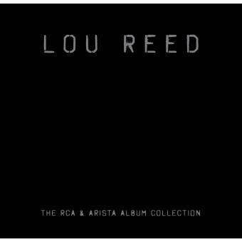 The RCA & Arista Album Collection Coffret Inclus livre de 80 pages