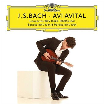 BACH/2CD EXTENDED TOUR VERSION
