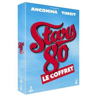 Stars 80Stars 80 1 et 2 DVD