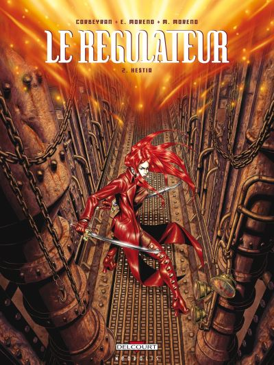 Le régulateur t02 - Hestia