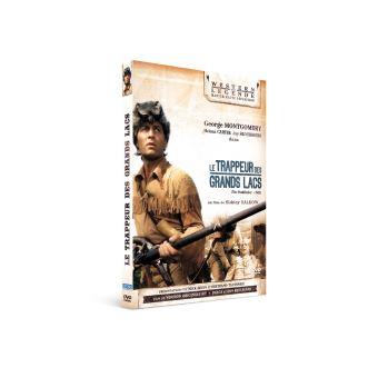Le Trappeur des grands lacs DVD