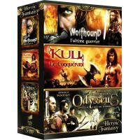 Coffret Heroic Fantasy 2 - 3 films DVD