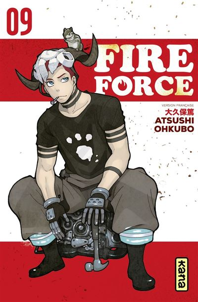 Fire Force, tome 9 - 9782505078890 - 4,99 €