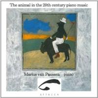 The animal in the 20th century piano music