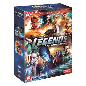 DC's Legends of TomorrowDC's legends of tomorrow S1-S2-BIL