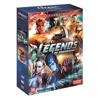 DC's legends of tomorrow S1-S2-BIL