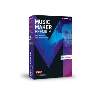 Magix Music Maker Premium 2017 - NL