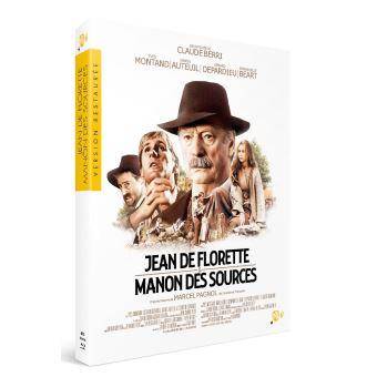 Jean de Florette Manon des Sources Blu-ray
