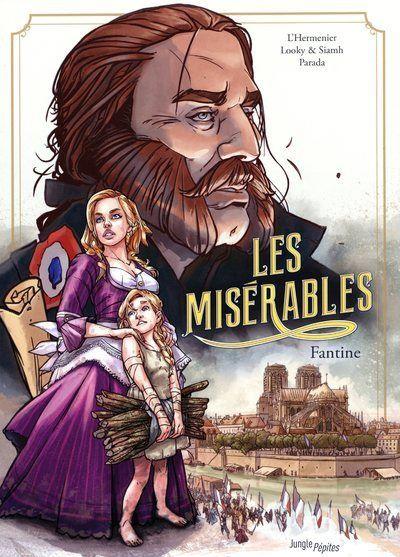 Les misérables - tome 1 Fantine