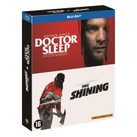 Coffret Stephen King's Doctor Sleep + Shining Blu-ray