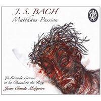Matthäus - Passion [Doppel-cd]