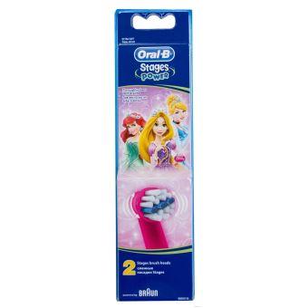 Oral-B EB10 X3 Kids 2 Tandenborstel Opzetstuks