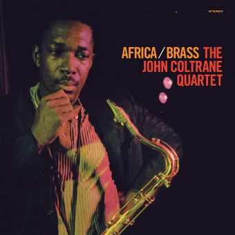Africa / Brass - LP Orange Vinil 12''
