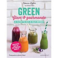 Green glam et gourmande