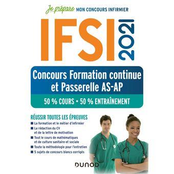 Ifsi 2020 Concours Formation Continue Et Passerelle As Ap 50