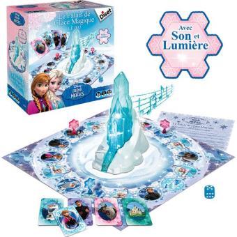 le palais de glace magique le jeu frozen la reine des. Black Bedroom Furniture Sets. Home Design Ideas