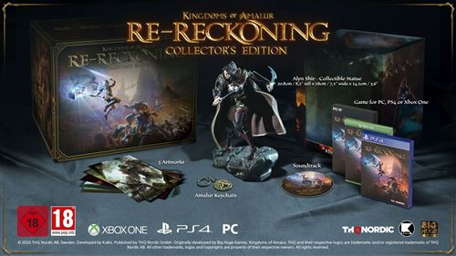 Kingdoms of Amalur Re-Reckoning Collector?s Edition PS4