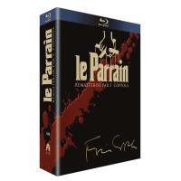 Le Parrain - Coffret de la Trilogie - Blu-Ray