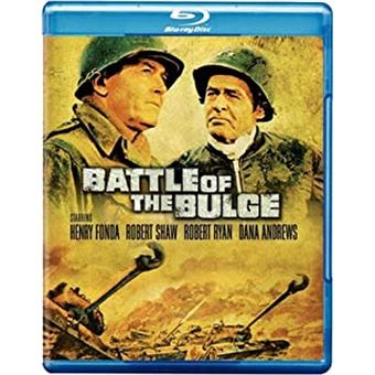 Battle of the Bulge Blu-Ray Region A