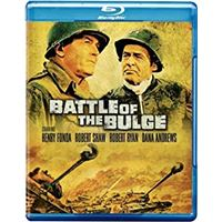 Battle of the Bulge Blu-Ray Region A
