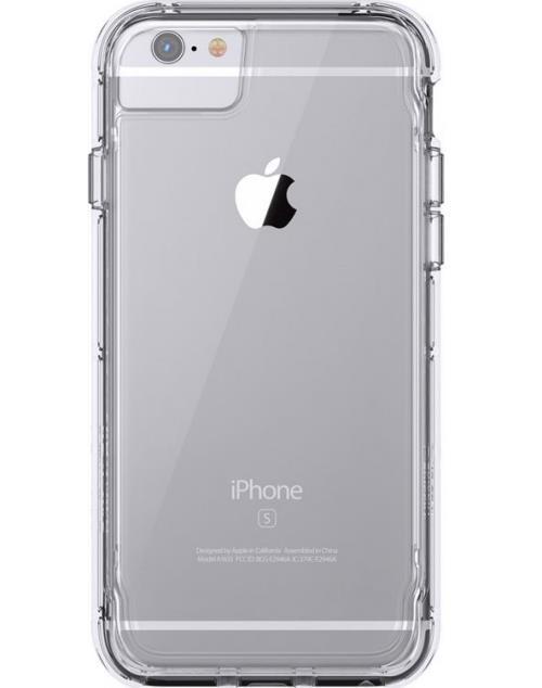Etui Griffin Survivor Clear pour iPhone 7 Plus 6s Plus 6 Plus Transparent
