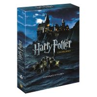 Coffret Harry Potter L'intégrale 8 films DVD