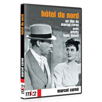 Hôtel du Nord DVD